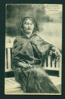 GREECE  -  Salonika  Aristocratic Turkish Lady  1914-18 WW1 Era  Unused Postcard As Scan - Greece