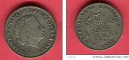 1 GULDEN    1952  ( KM  2 )  TB+  14 - Antilles Neérlandaises
