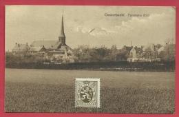 Oosterzeele - Panorama Dorp ( Verso Zien ) - Oosterzele