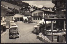 Saurer Postauto  Adelboden - BE Berne