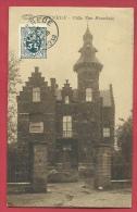 Assenede - Villa Van Hoorelbeke -  1930 ( Verso Zien ) - Assenede