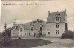 72 - Parigné-le-Pôlin (Sarthe) - La Chevalerie - Dépendance Du Château Des Perrais - France