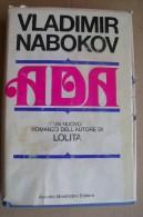 PCP/10 Vladimir Nabokov ADA Mondadori I Ed.1969 - Libri, Riviste, Fumetti