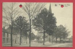 Heist-op-den-Berg - Kerk , Plaats ... - 1923 ( Verso Zien ) - Heist-op-den-Berg