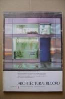 PCP/16  ARCHITECTURAL RECORD N.1 - 1979/Ferry Terminal SAN FRANCISCO/E.Barnes - Architettura