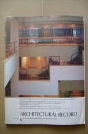 PCP/17  ARCHITECTURAL RECORD N.6 -1979/Harvard´s Kennedy School/URBAN PARK IN CINCINNATI - Architettura