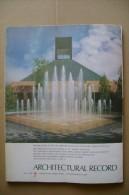 PCP/18  ARCHITECTURAL RECORD N.7 -1979/Botanic Garden Chicago - Architettura