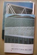 PCP/19  ARCHITECTURAL RECORD N.8 + Suppl.1979/ISHIKAWA CULTURAL CENTER IN JAPAN/Le Corbusier - Architettura