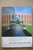 PCP/20 ARCHITECTURAL RECORD N.9 - 1980/VANCOUVER´S GRANVILLE ISLAND/Ainsworth Gymnasium - Architettura