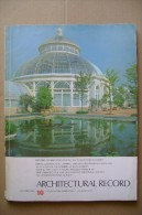 PCP/21 ARCHITECTURAL RECORD N.10-´80/New York Botanical Garden/LIBRARY ADDITION AT ST.LAWRENCE UNIVERSITY - Architettura