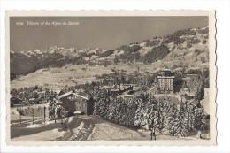 12439 - Villars En Hiver Et Les Alpes De Savoie - VD Vaud