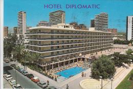 19282- BENIDORM- SEA RESORT, DIPLOMATIC HOTEL, CAR - Alicante