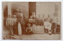 Equipage Du Sous-marin Le Farfadet, 14/06/1905, Ferryville, Tunisie, Coulé Le 6/07/1905 à Sidi Abdallah, Marins - Personajes