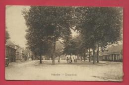 Heusden - Dorpplaats - 1932 ( Verso Zien ) - Heusden-Zolder