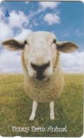 SINGAPORE(GPT) - Funny Farm Animal/Sheep, CN : 257SIGA01(0 With Barred), Used - Singapur