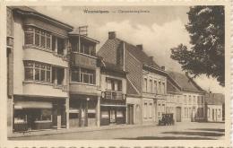 Wommelgem - Gemeenteplaats - Oldtimer( Verso Zien ) - Wommelgem