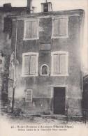 Cp , 05 , SAINT-ÉTIENNE D'AVANÇON , Maison Natale De La Vénérable Sœur Benoîte - France