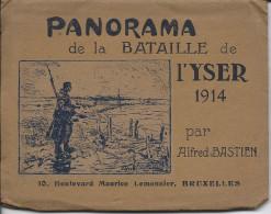 Panorama De La Bataille De L'Yser En 1914-1918  ( Belgique) - 1914-18