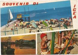 A3306 Souvenir Di Igea Marina (Rimini) - Bambini - Enfants - Children - Kinder - Nino / Viaggiata 1969 - Italia