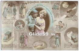 La Chauffeuse Militaire - N° 213 (WW1) - Humoristiques