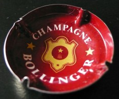 Variete - Capsule Frappee A L´envers - Champagne Bollinger - Rare - Unclassified