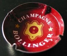 Variete - Capsule Frappee A L´envers - Champagne Bollinger - Rare - Champagne