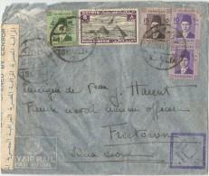 1943 - CORREO AÉREO EGIPTO - Aéreo