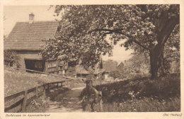 Dorfstrasse Im Appenzellerland  ( Bei Heiden ) - AI Appenzell Rhodes-Intérieures