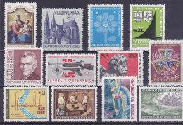 Austria - Ein Bisschen Von Allem - Un Peu De Tout (1978-1979...) - 1945-.... 2ème République