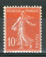 N° 138 IAd*_Rouge Sang (rouge Orange Sombre) _TRES BON CENTRAGE - 1906-38 Semeuse Camée