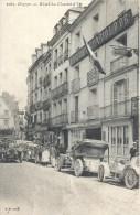HAUTE NORMANDIE - 76 - SEINE MARITIME - DIEPPE - Hôtel Du Chariot D'Or - Animation - Dieppe