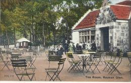 Tea Room Rouken  Glen Unused - Renfrewshire