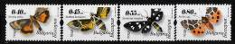 13-650 // BULGARIA 2004 ** FREIMARKEN -NACHTSCHMETTERLINGE ** - Unused Stamps