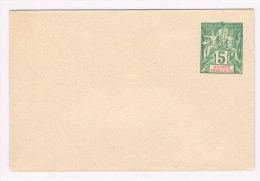 C5. Entier Postal Type Groupe. Guinée Env 5c - Französisch-Guinea (1892-1944)