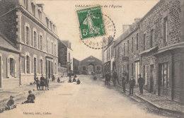 Callac - Rue De L'église - Callac