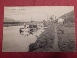CHARLEROI - COUILLET -  La  Sambre     -  (2  Scans) - Charleroi