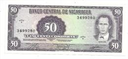 Nicaragua 50 Cordobas 1978 UNC .S. - Nicaragua