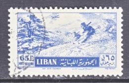 LIBAN   C  206   (o)    SKIING - Lebanon
