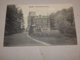 ASSE  -  ASSCHE  -  Kasteel   van de Putberg    -  Ch�teau de Putberg      -    1912   -  (2  scans)