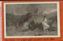 Journée Française Du Secours National Par Surand Militaria  Guerre 14/18  Le Lion Et Le Coq Salv 09 -196 - Illustrators & Photographers