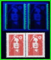 Marianne Bicentenaire Paire 2806** - Bande à Cheval Sur Perfo_(220109) - Curiosidades: 1990-99  Nuevos