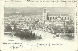 SOISSONS - Vue Générale                                              -- Vergnol - Soissons