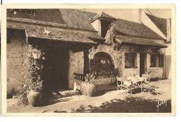 Cp, Commerce, Restaurant, L´Aubergade - L´Entrée - Restaurants