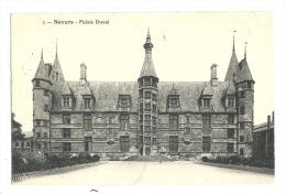 Cp, 58, Nevers, Palais Ducal - Nevers