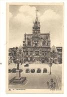 Cp, 60, Compiègne, Hôtel De Ville, Voyagée 1938 - Compiegne
