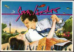 Tarjeta Postal Sin Circular. Fiesta De San Isidro 11/19 De Mayo De 1985