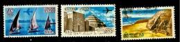 Egypte Scott N°C172.173.147....oblitérés - Posta Aerea