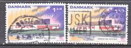 DENMARK  522-3   (o)    NORDIC COOP - Denmark