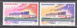 DENMARK  522-3  **   NORDIC CO-OP - Denmark