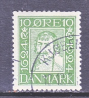 DENMARK    165   (o) - Used Stamps